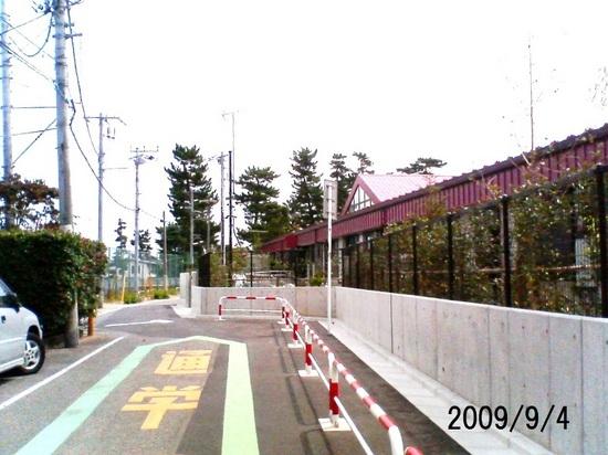 #01日の出幼稚園から東方を望む2009年.jpg