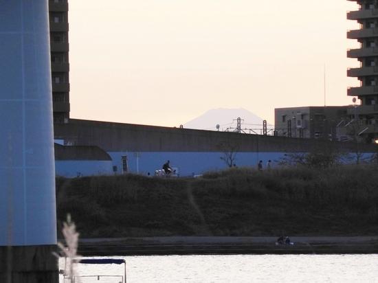 #17江戸川対岸と富士山①16時39分P512.jpg