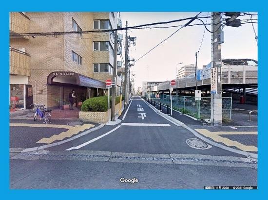 &01ハナミズキロード入口ストリートビュー.jpg